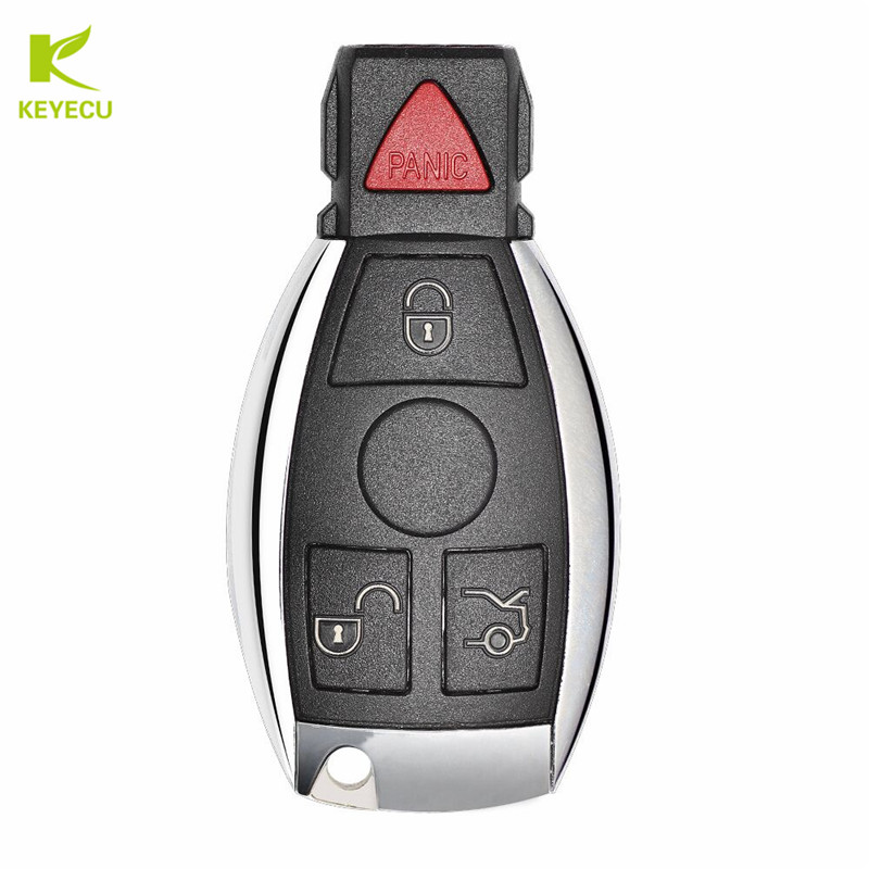 2+1 Button Remote Key Fob 3 Button 315MHZ BGA Style Chip for Mercedes-Benz 2000+