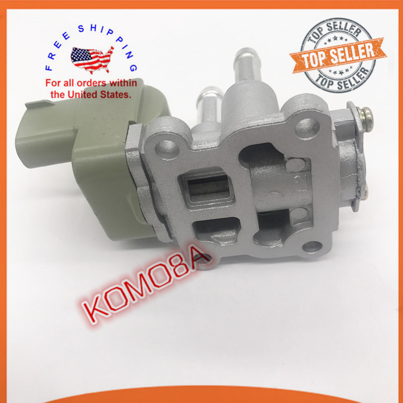 Fit 1987-1991 Toyota Camry Celica GTS 2.0L GA 22270-74010 Idle Air Control Valve