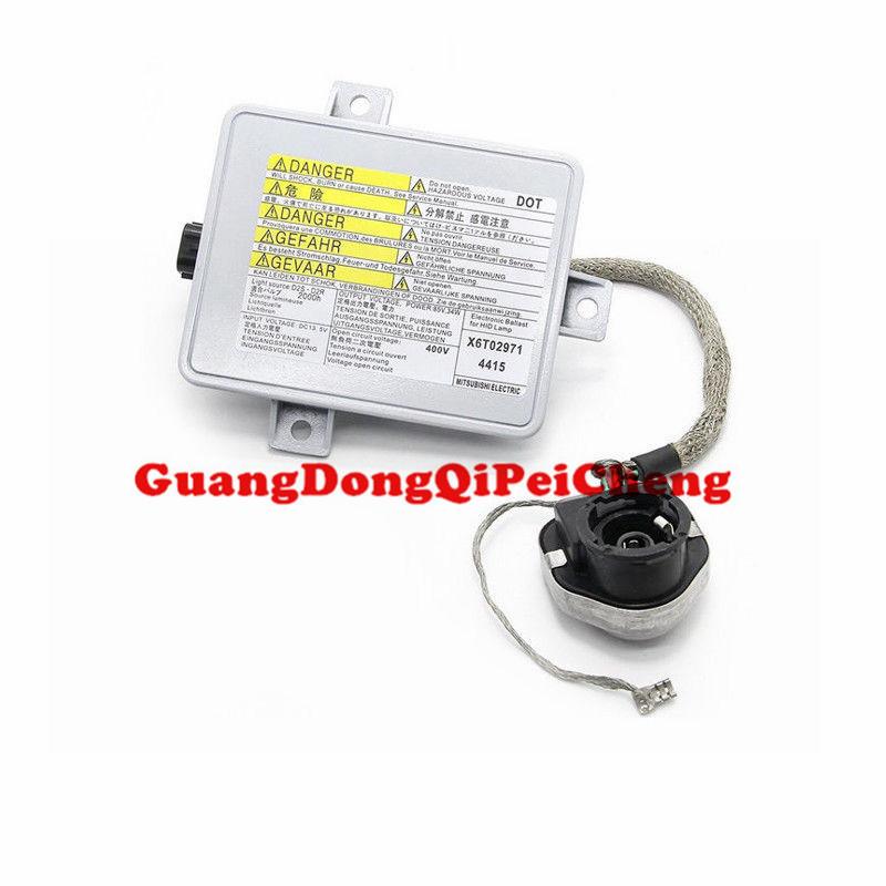 X6T02971 Genuine Xenon Ballast HID Headlight Unit For