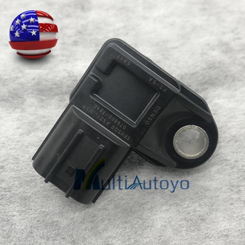 Details about 37830-PNC-003 0798007240 Pressure Map Sensor For Honda Pilot  Fit Acura Rsx Tl