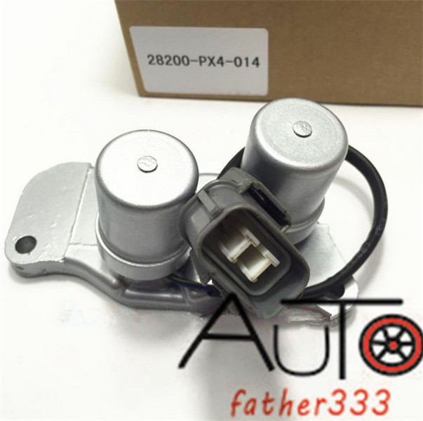 Transmission Shift Solenoid For Honda Accord Acura CL