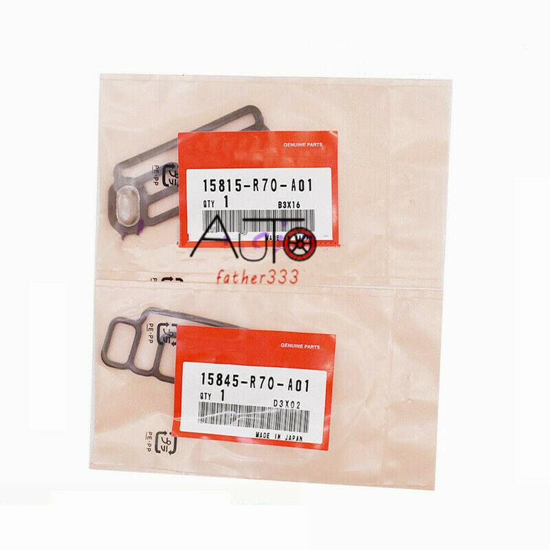 New Genuine For Honda 15815R70A01 15845R70A01 Cylinder Head Solenoid Gasket VTEC