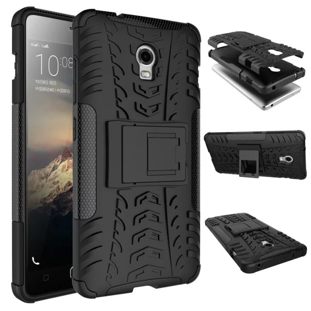 You May Also Like TPU Heavy Hard Kickstand Case Cover For Lenovo Vibe P1