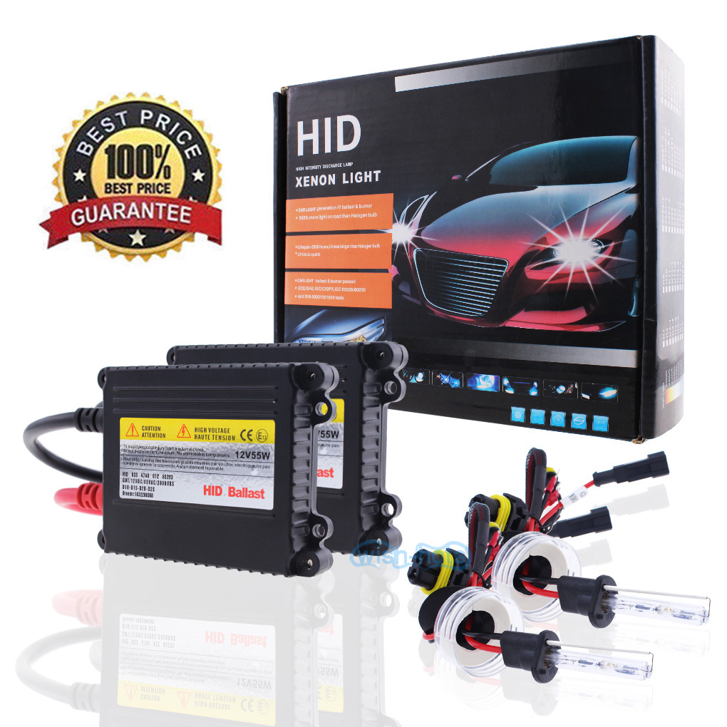 H11 H8 H9 H16 HID Headlight KIT Lamp Low Beam All Xenon Light Bulb Color AC 150W