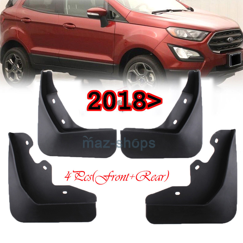 Ecosport Front Guard Ctrack Z300 Front Bumper Guard Ford