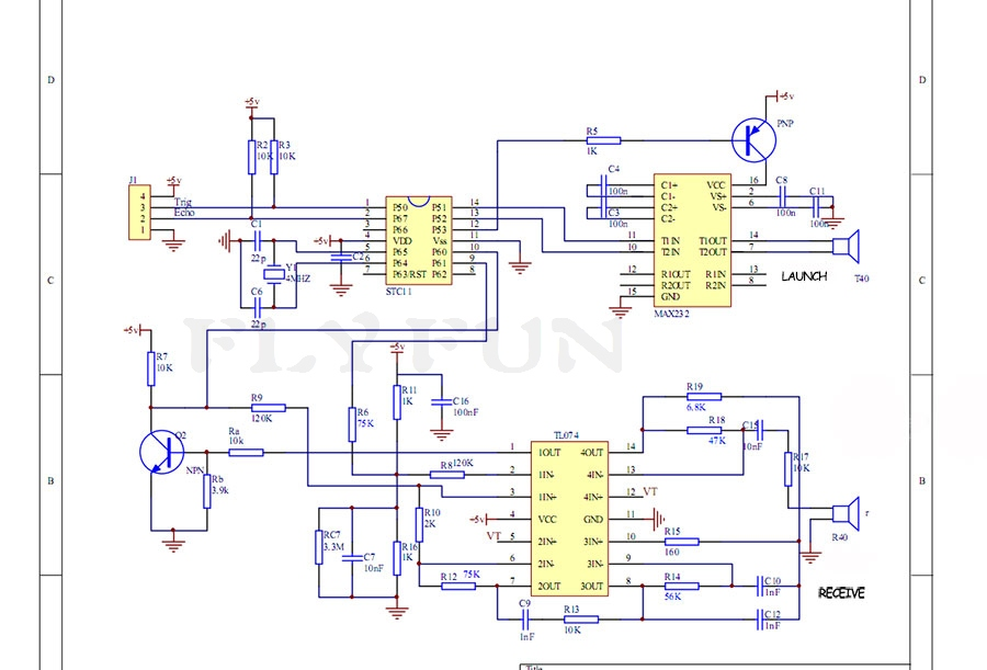 1pcs Ultrasonic Module HC-SR04 Distance Measuring Transducer Sensor