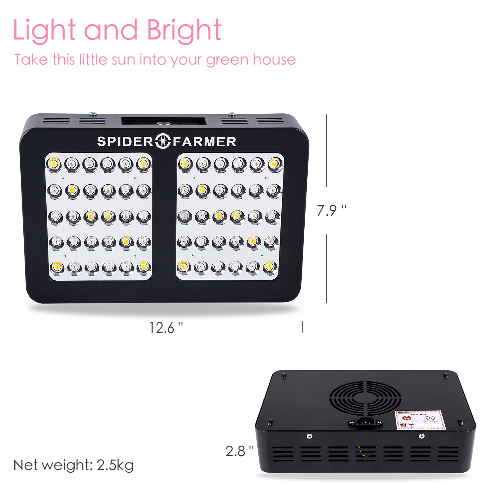Dimmable 300w 450w Led Grow Light Lamp Full Spectrum