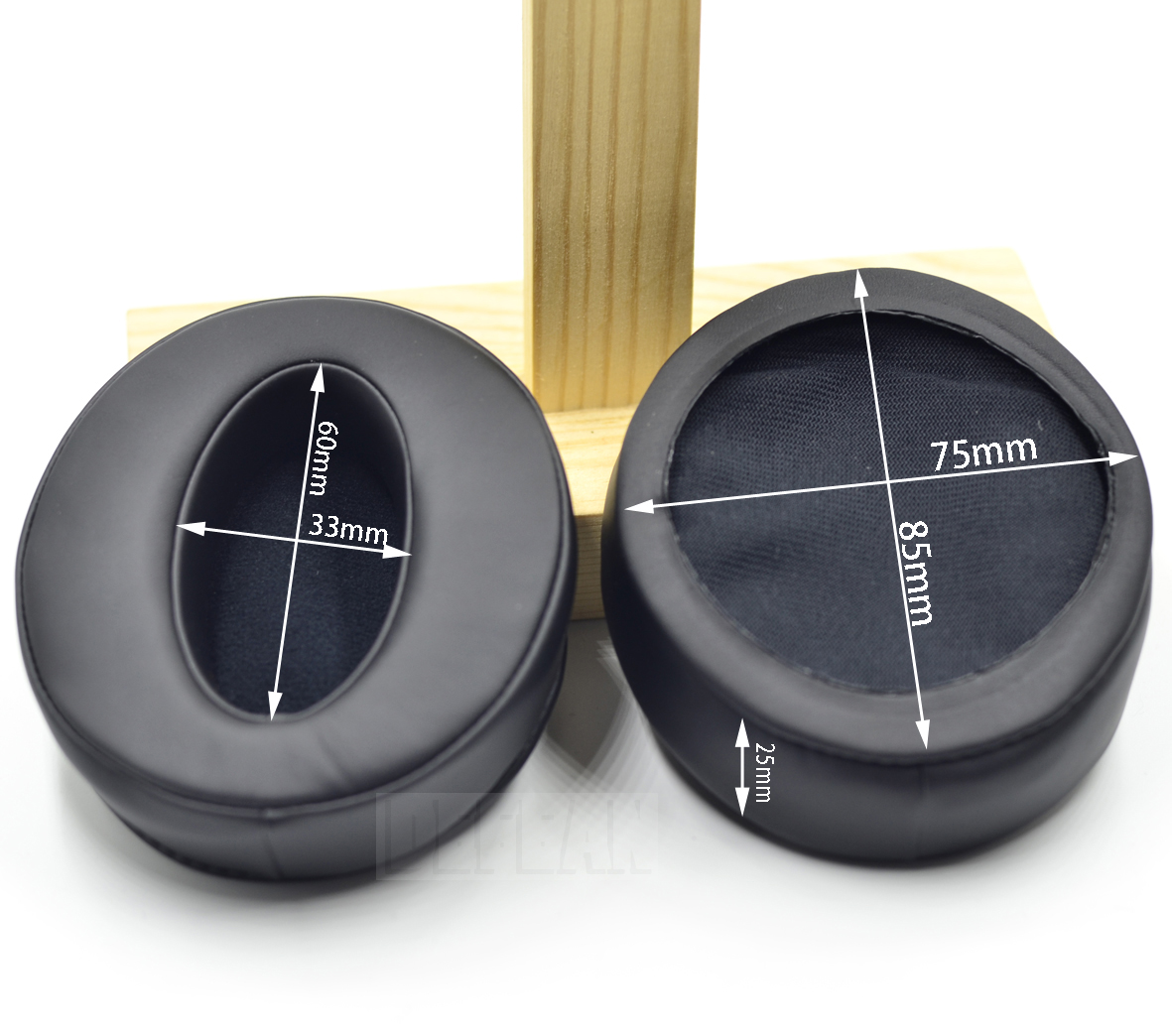 9a4b93b7e72 Details about Memory ear pads cushion for Sennheiser HD 4.50 HD4.50 BTNC  Bluetooth headphones