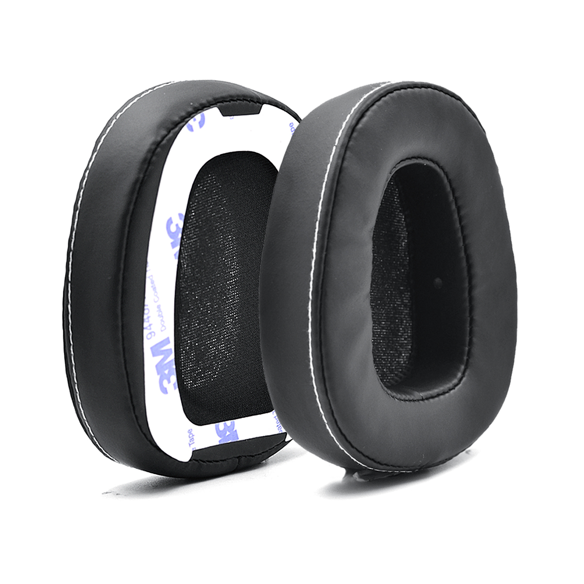 best quality for watch purchase genuine Details about Black Ear pads cushion with tape for Skullcandy Crusher Over  Ear Wired Headphone