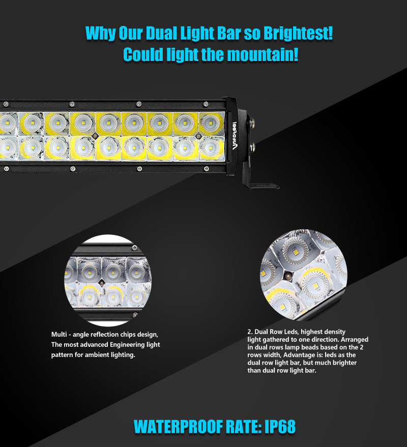 Dual color amber white curved 800w cree 42 led light bar combo rq 0201copy rq 0210copy rq 02 mozeypictures Images