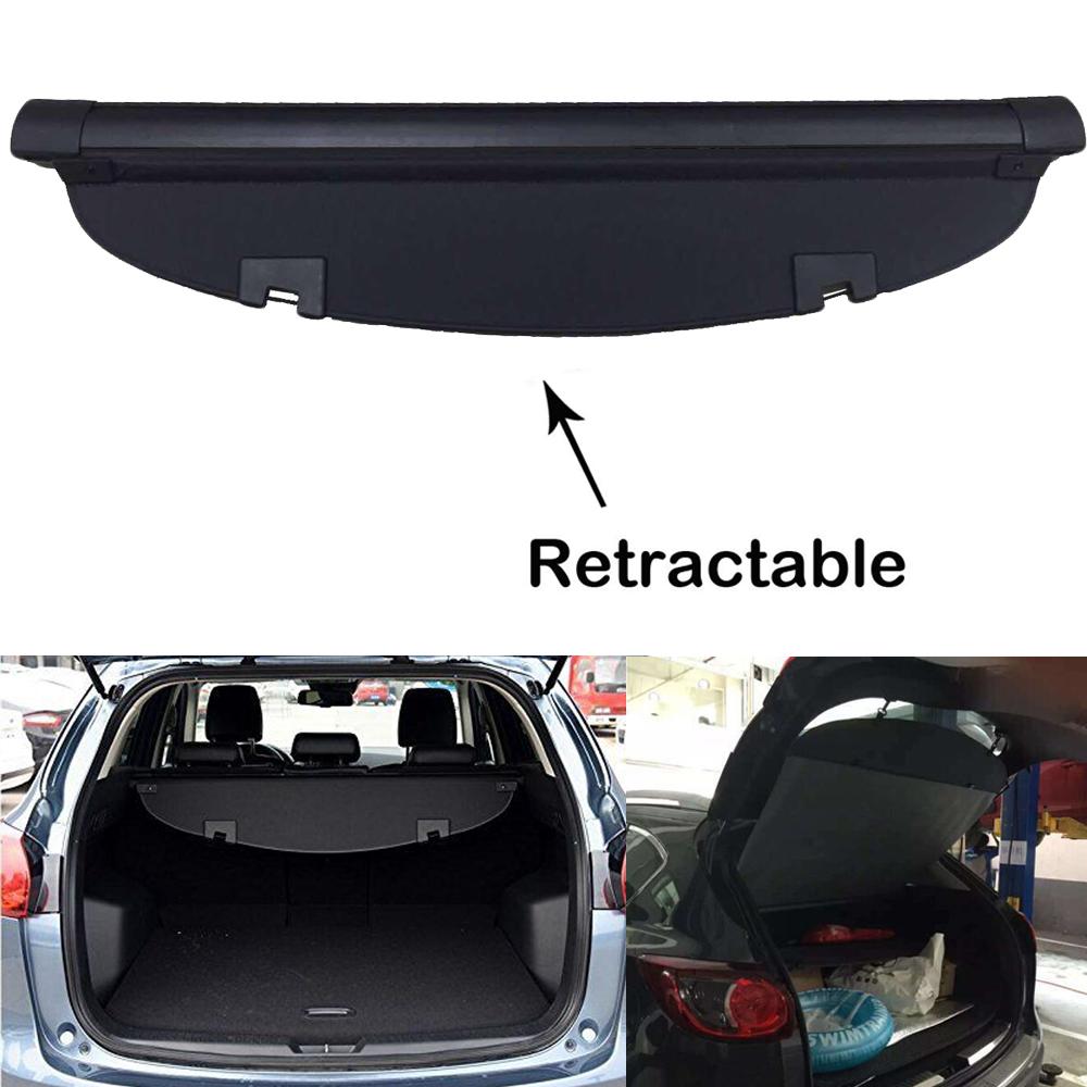 For 2013 2016 Mazda Cx 5 Cx5 Retractable Cargo Cover Trunk Privacy