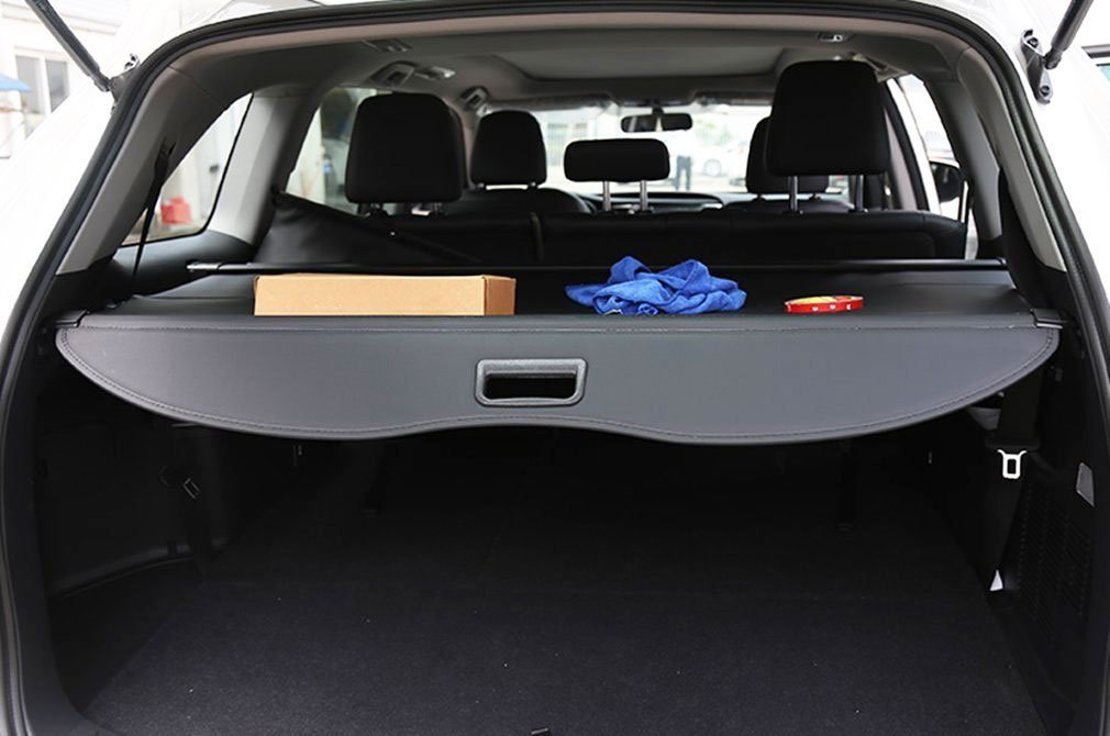 For  Ford Edge Trunk Cargo Cover Black Privacy Shade Shielding  Ebay