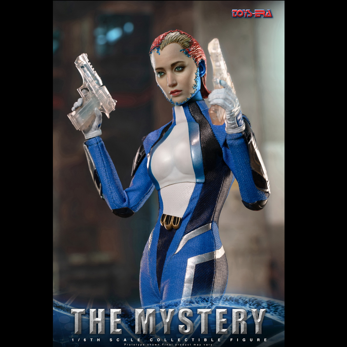 Toys Era TE031 1//6 Scale The Mystery Collectible Action Figure Brand New
