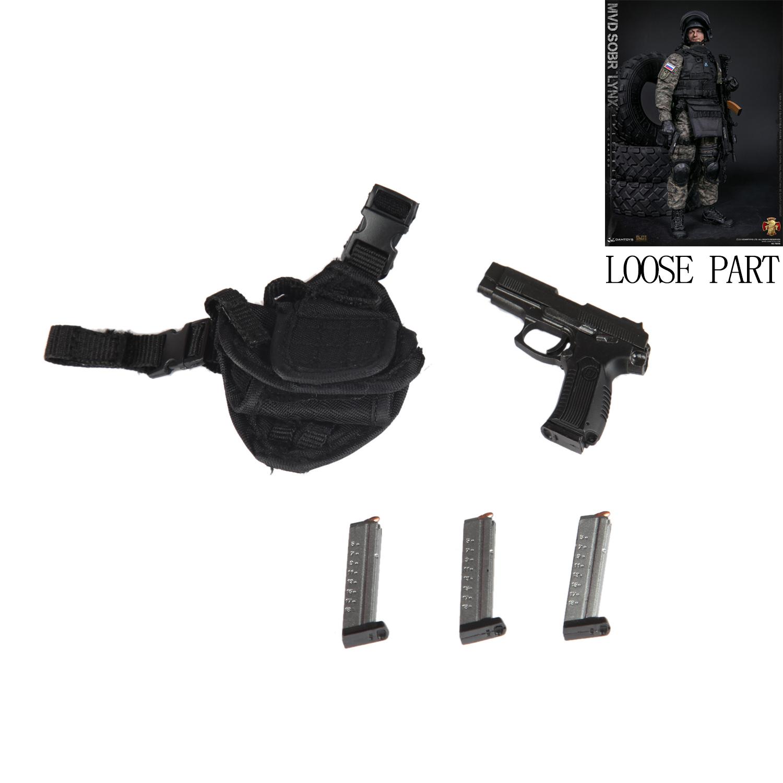 "DAMTOYS 78058 1//6 RUSSIAN SPETSNAZ MVD SOBR LYNX 12/"" Action Figure Mask Bags"