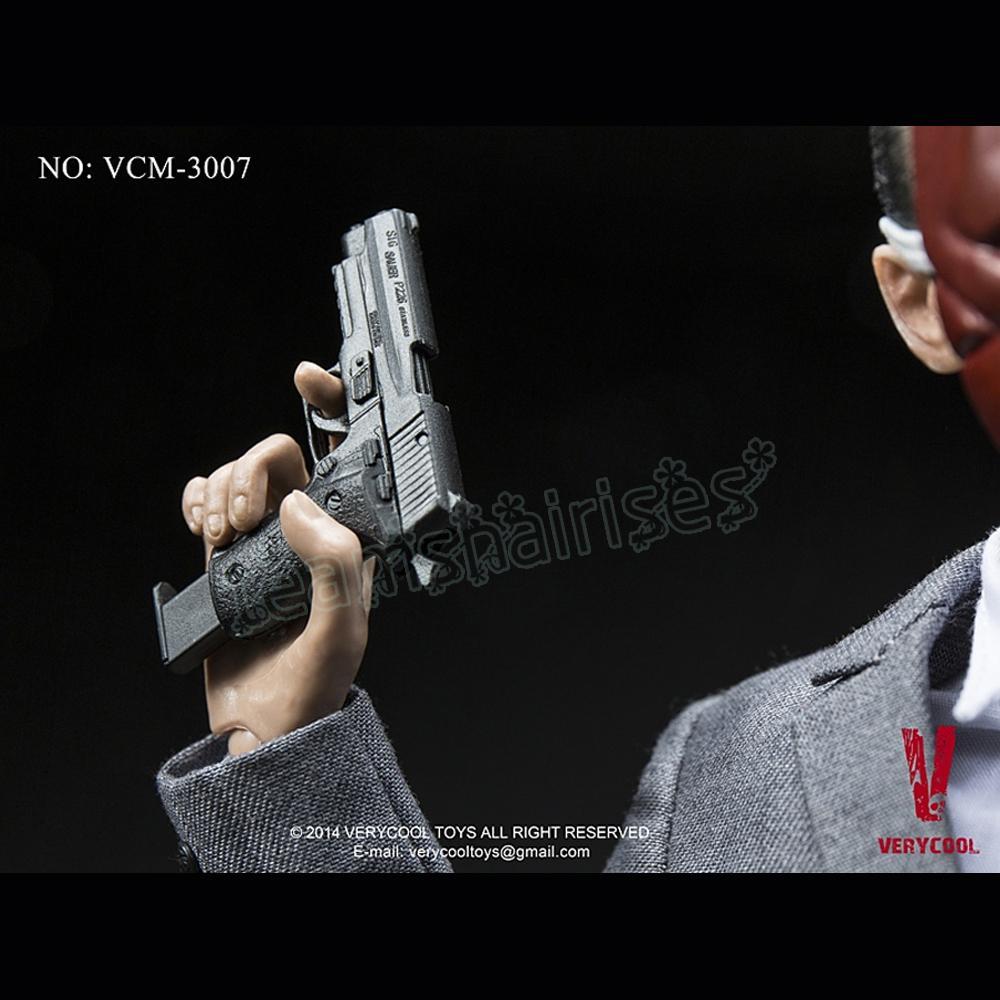 """1//6 Scale VERYCOOL VCM-3007 Mercenary Adam Box Set 12/"""" Action Figure Modle Toys"""