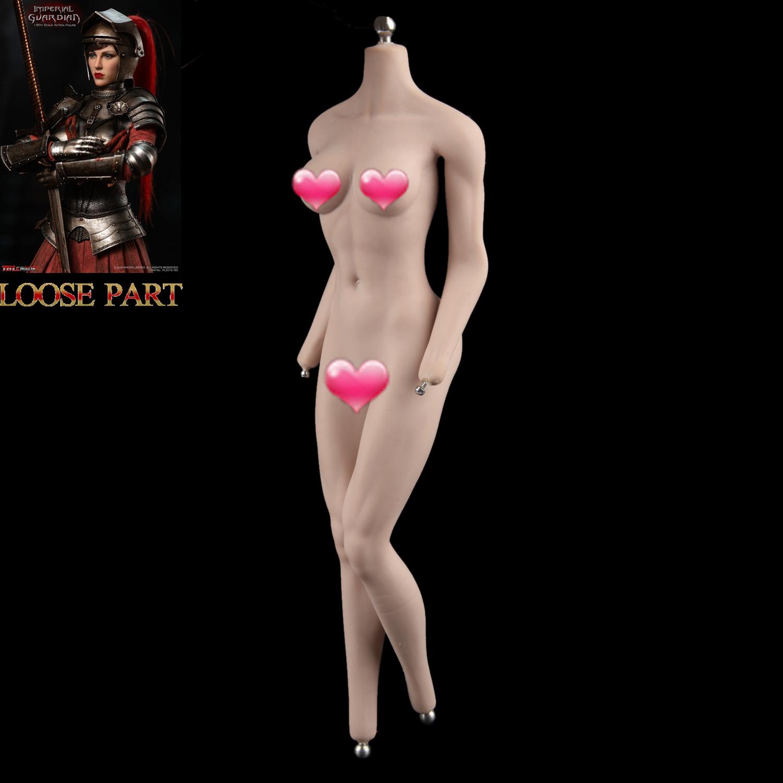 "TBLeague PL2019-160 1//6th Empire Guardian Mid Chest Body Model for 12/"" Figure"