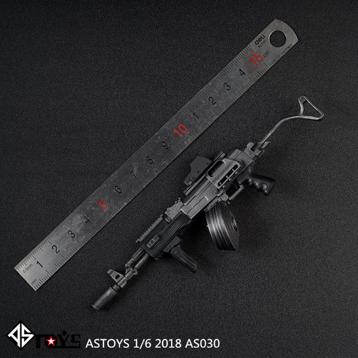 """1//6 AK47B AKM Gun Model Weapon Toy ASTOYS Military F 12/"""" Action Doll"""