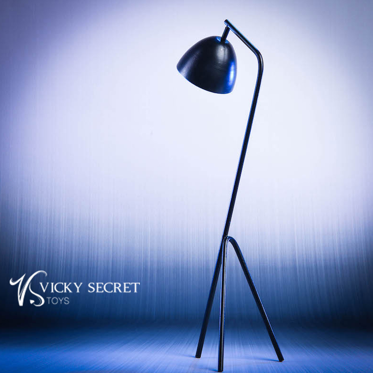 "VSTOYS 18XG30 1//6 Scale Floor Lamp Model for 12/"" Action Figure"