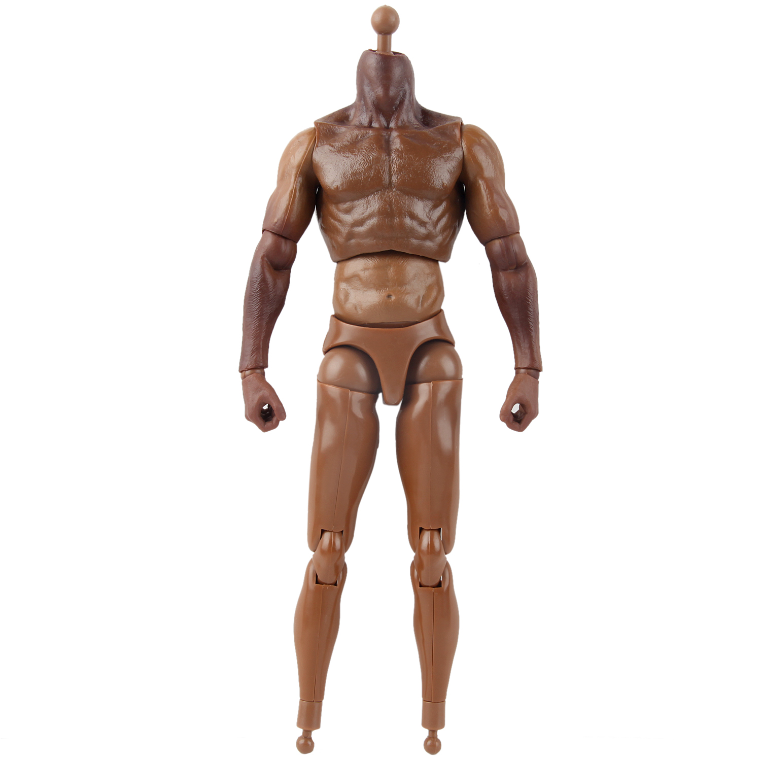 1//6 Scale Toys Works Tw008 Black Steel Male Action Figure Collectible Toy