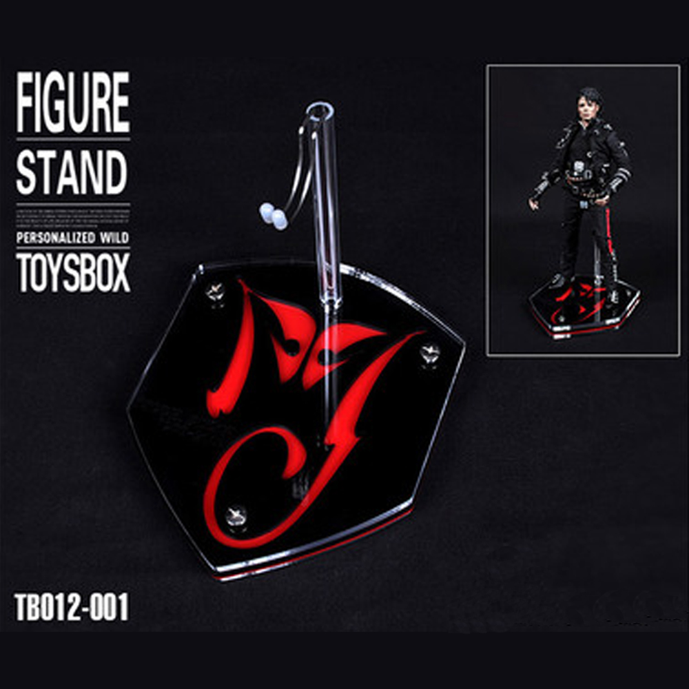 """Toys-Box TB012-001 Michael Jackson Stand For 12/"""" Action Figure"""