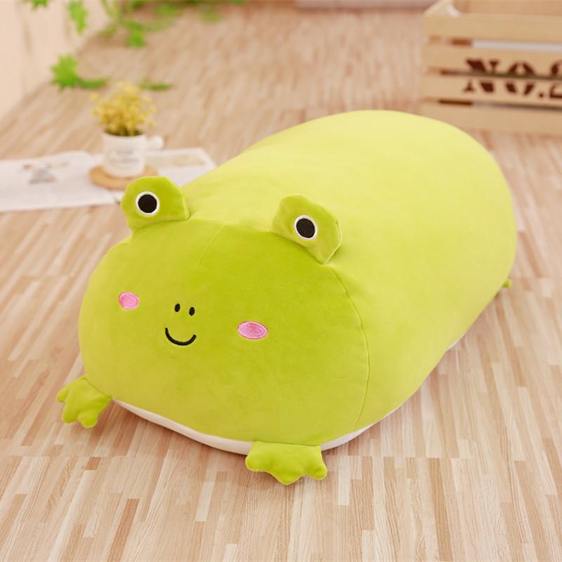 "Gloworks 14/"" Assorted Animal Emoji Plush Pillow Monkey Frog Unicorn NEW Choose"