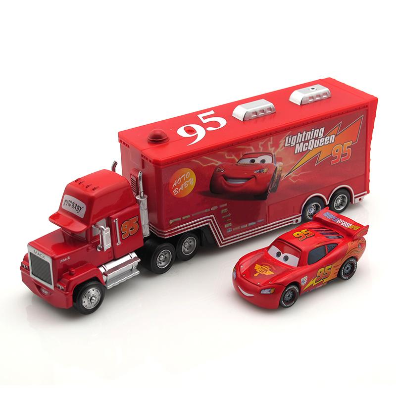 Lightning Mcqueen Mack Truck : Disney pixar no mack truck cars lightning