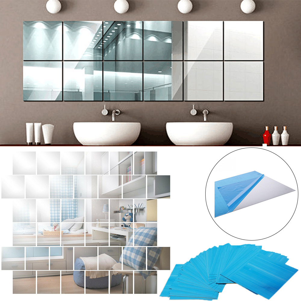 Bathroom Mosaic Mirror Tiles Image Of