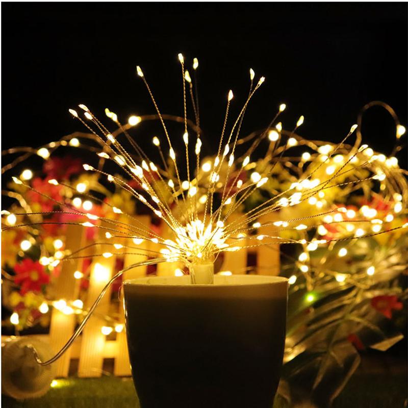 led feuerwerk nachtlicht explodierende lampe mit fernbedienung home dekoration ebay. Black Bedroom Furniture Sets. Home Design Ideas