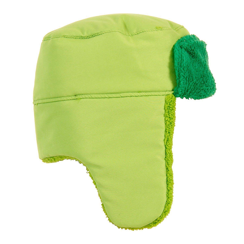 d78de8f63bd Comedy South Park Cartoon Kyle Broflovski Adult Caps Cosplay Green Trapper  Hats