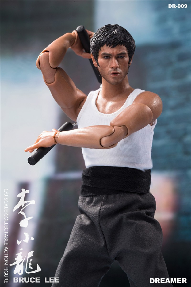 In-stock 1//9 Scale DREAMER TOYS DR-009 Bruce Lee Action Figure DR009