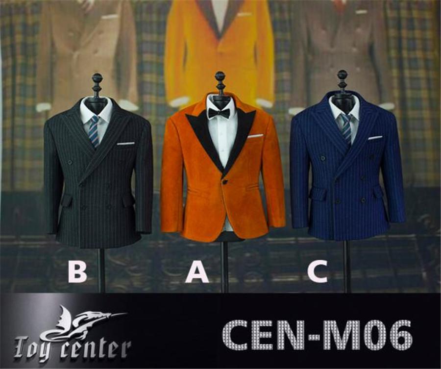 Toy center CEN-M06C 1//6  Kingsman Agent Weapon Props /& Dog Male Figure No Body