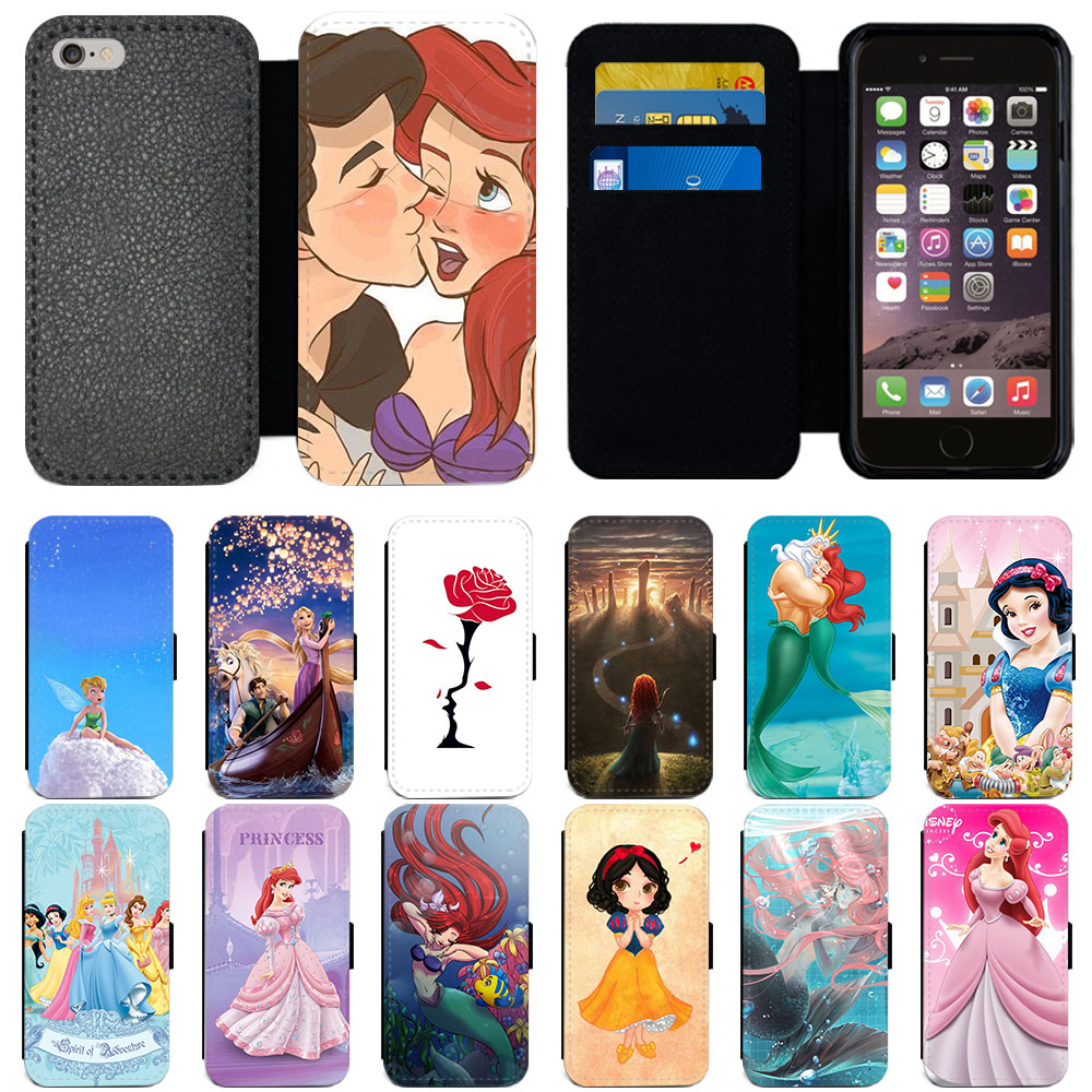 disney iphone 8 flip case