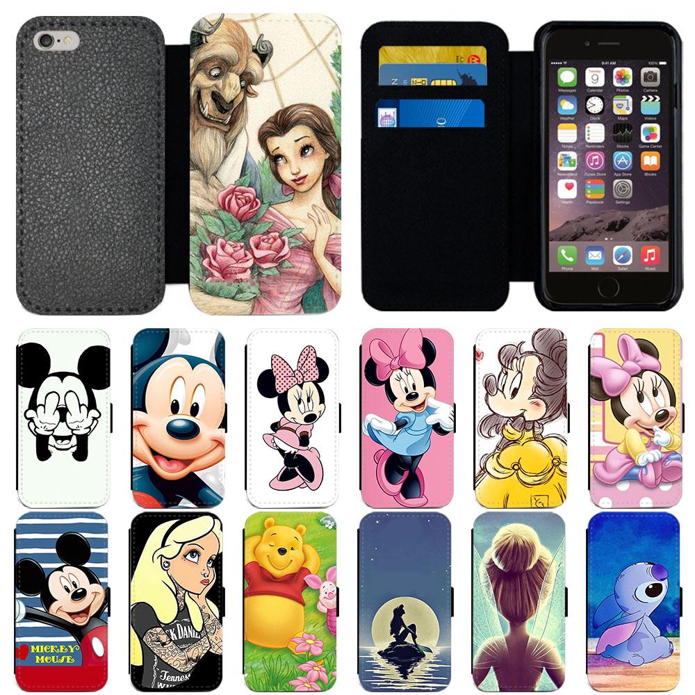 disney flip iphone 8 case