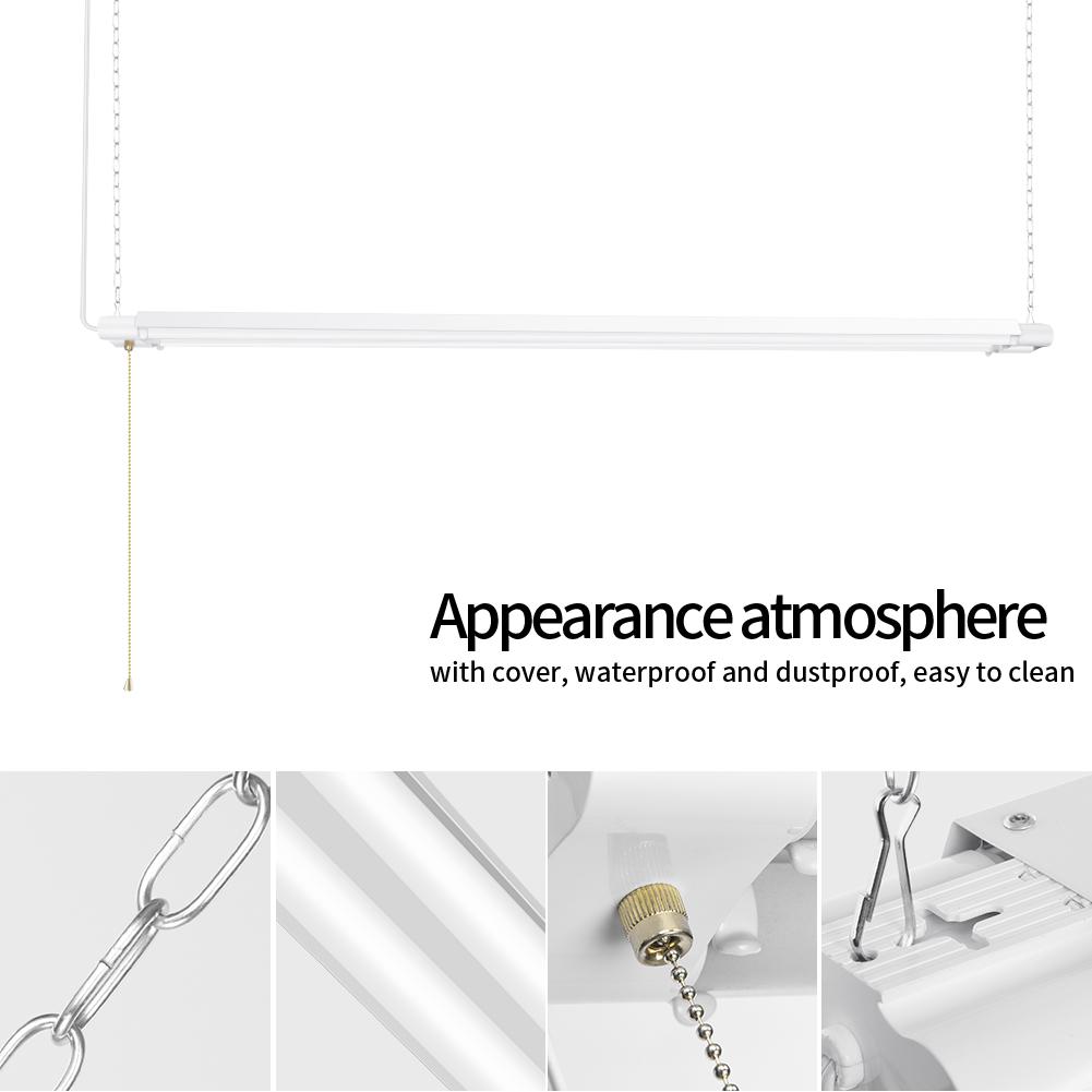 1x 4pack Shop Light Utility LED Daylight 40W 5000K For