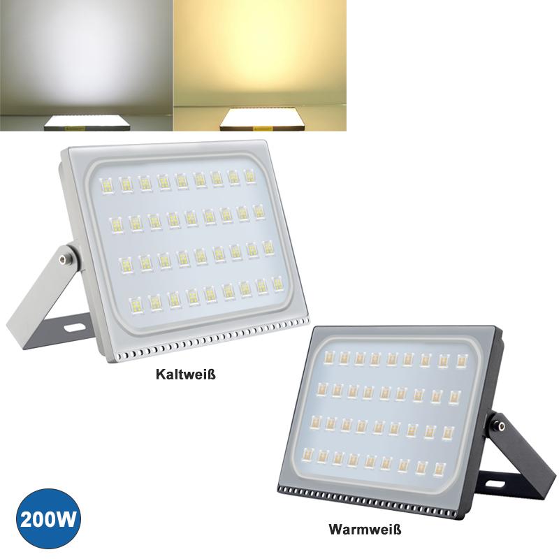 LED-FLUTER-10W-50W-100W-500W-SMD-FLUTLICHT-AUssEN-STRAHLER-SCHEINWERFER-IP67-220V