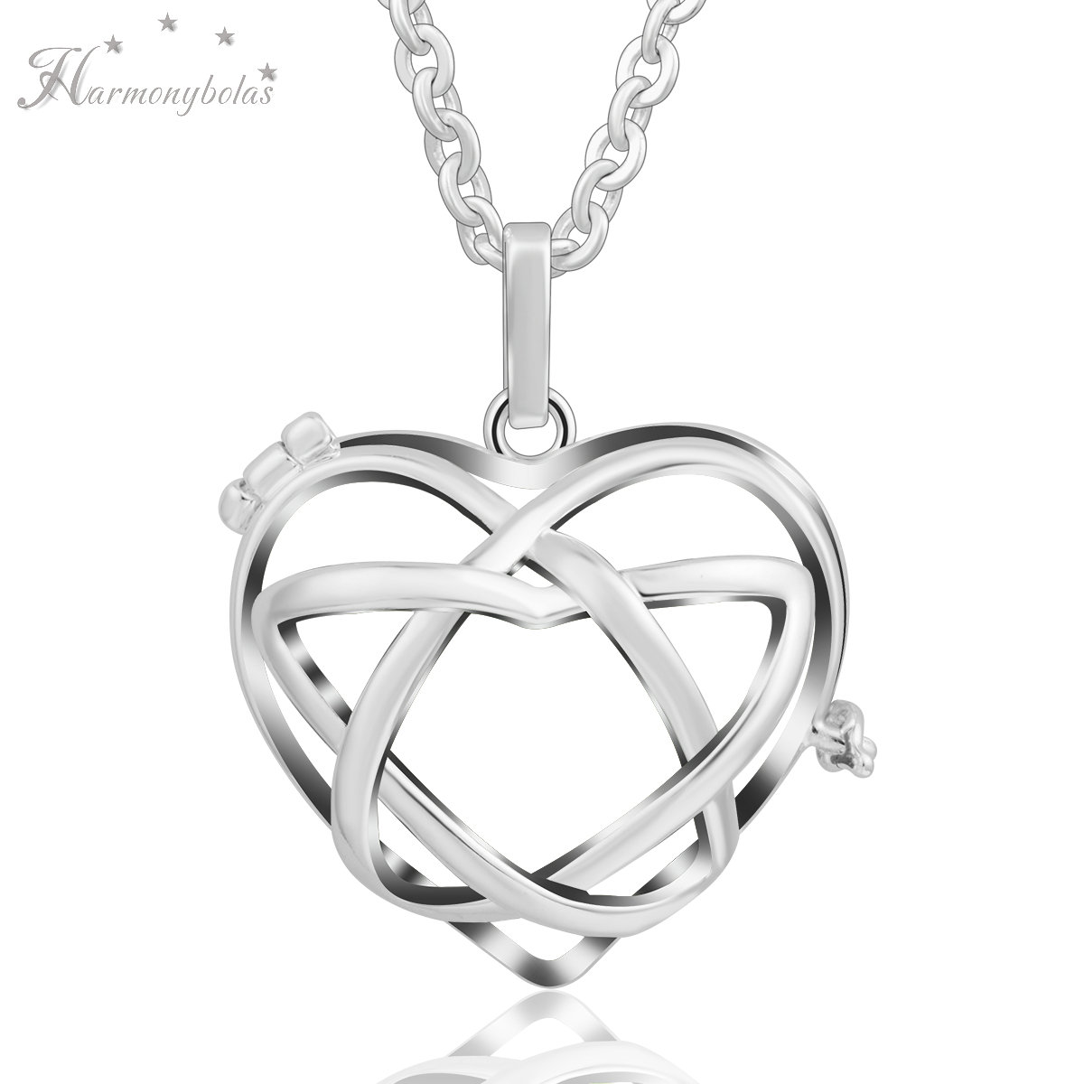 initial knot necklace c celtic collection in sterling silver chain pattern initials collections pendant