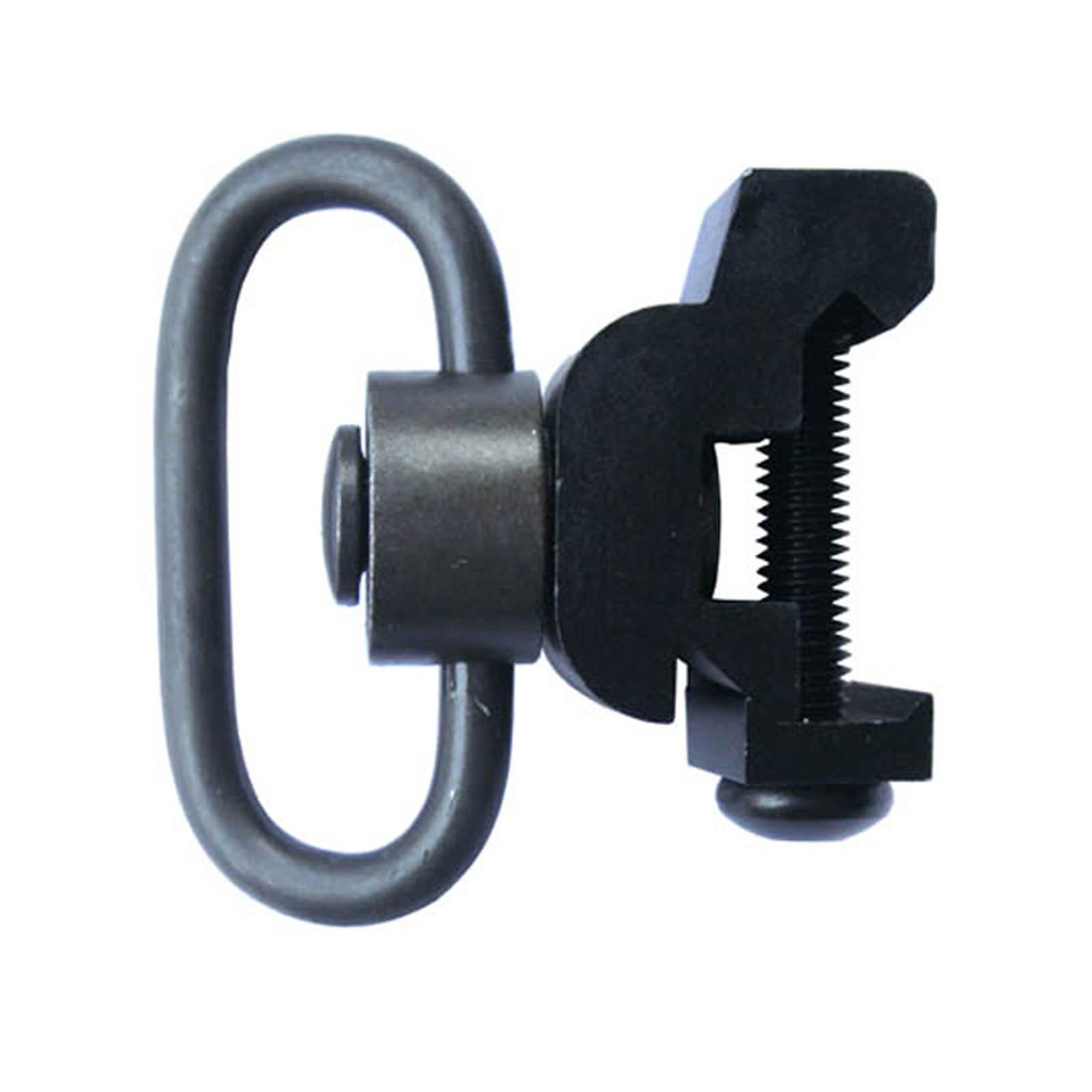 "QD quick release sling swivel attachment mount fits 20mm weaver rail 1.25/"" USA"