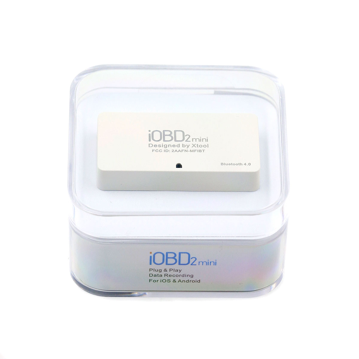 XTool IOBD MINI Bluetooth OBD2 Interface for Android//IOS OBD2//EOBD Protocol