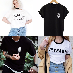 5f61b531 Details about Women Men tumblr t shirt grunge instagram shirt with sayings  slogan funny shirts