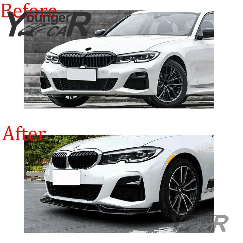 Bmw 3 Series G20 M Sport Sedan 2019 3d Model: For 2019-2020 BMW 3 Series G20 G28 330 340 Bumper Front