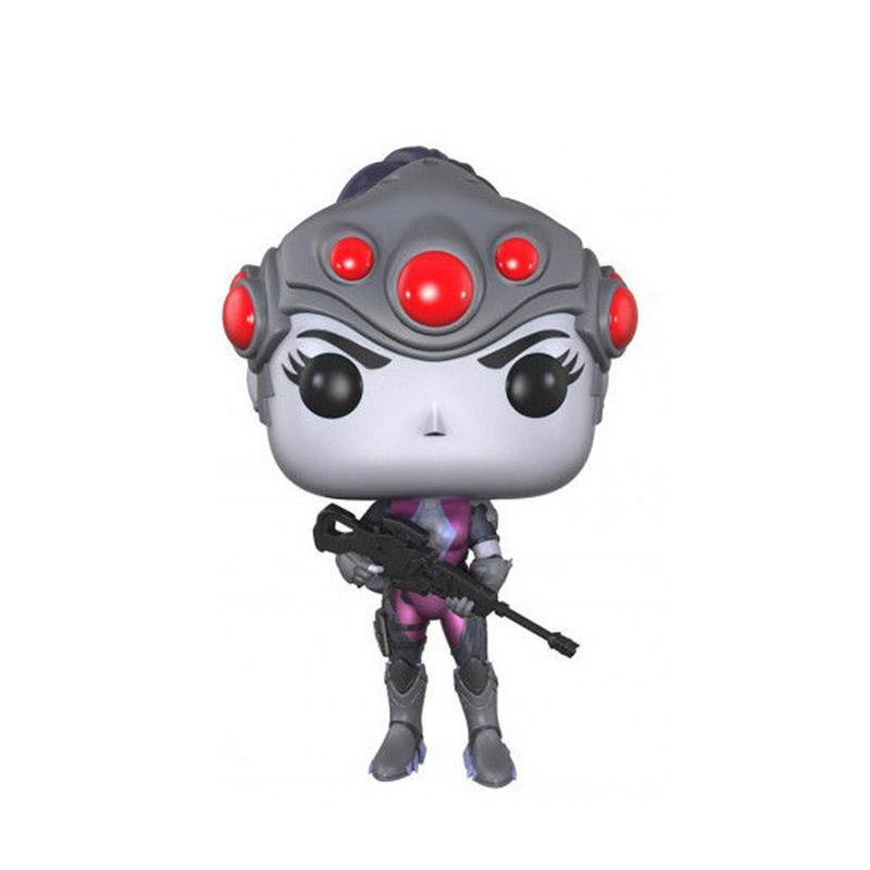 UK Pop Overwatch Gamestop vinyl Figure Tracer Widowmaker