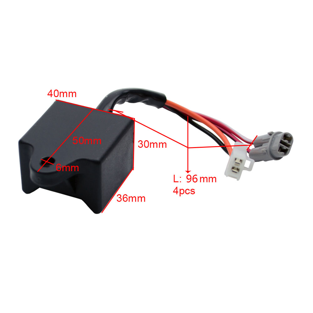 High Quality Aftermarket CDI Coil Ignition Box Module for Yamaha PW50 PW 50
