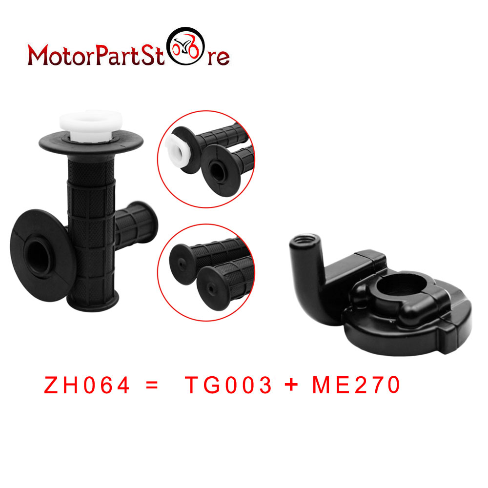 Details about Throttle Tube Handle Bar Grip Casing Assy For Yamaha YZ80  YZ85 YZ100 YZ125 YZ250