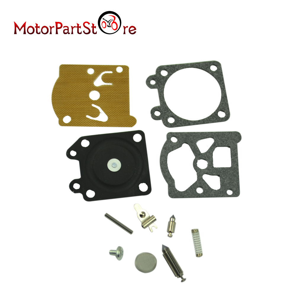Carburetor Carb Rebuild Repair Diaphragm Kit For Stihl 024 026 Ms260 Chainsaw