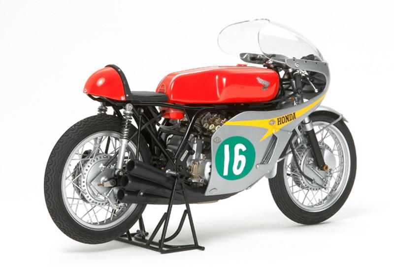 Tamiya 14113 1//12 Model Kit Honda RC166 Moto GP Racer Hailwood Mike The Bike