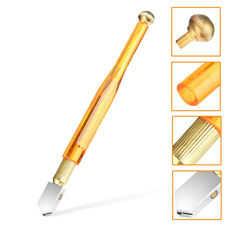 Diamond Tip Glass Cutter Tungsten Carbide Precision Professional Cutting Tool