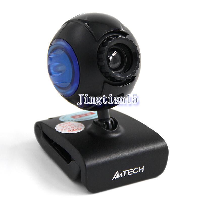 A4-TECH PK-752F Mini WebCam HD camera Built-In Microphone Free driver