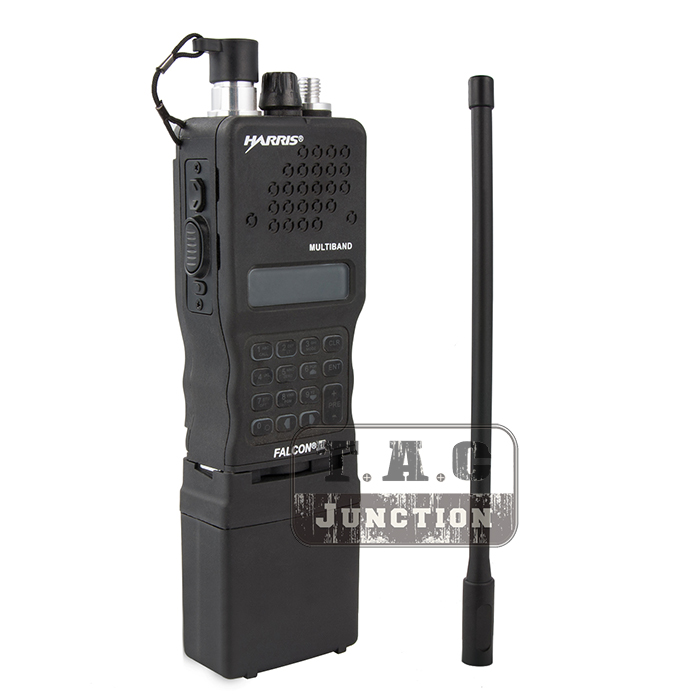 Details about Tactical AN / PRC-152 Falcon III MBITR Dummy Radio Case  Communication Model