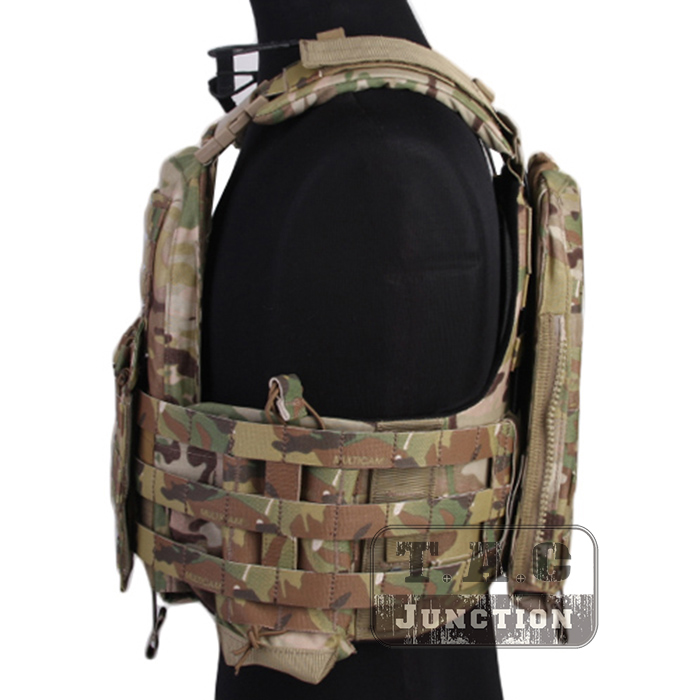 EmersonGear Navy CAGE Plate Carrier NCPC Vest Load-Bearing MOLLE Armor Vest