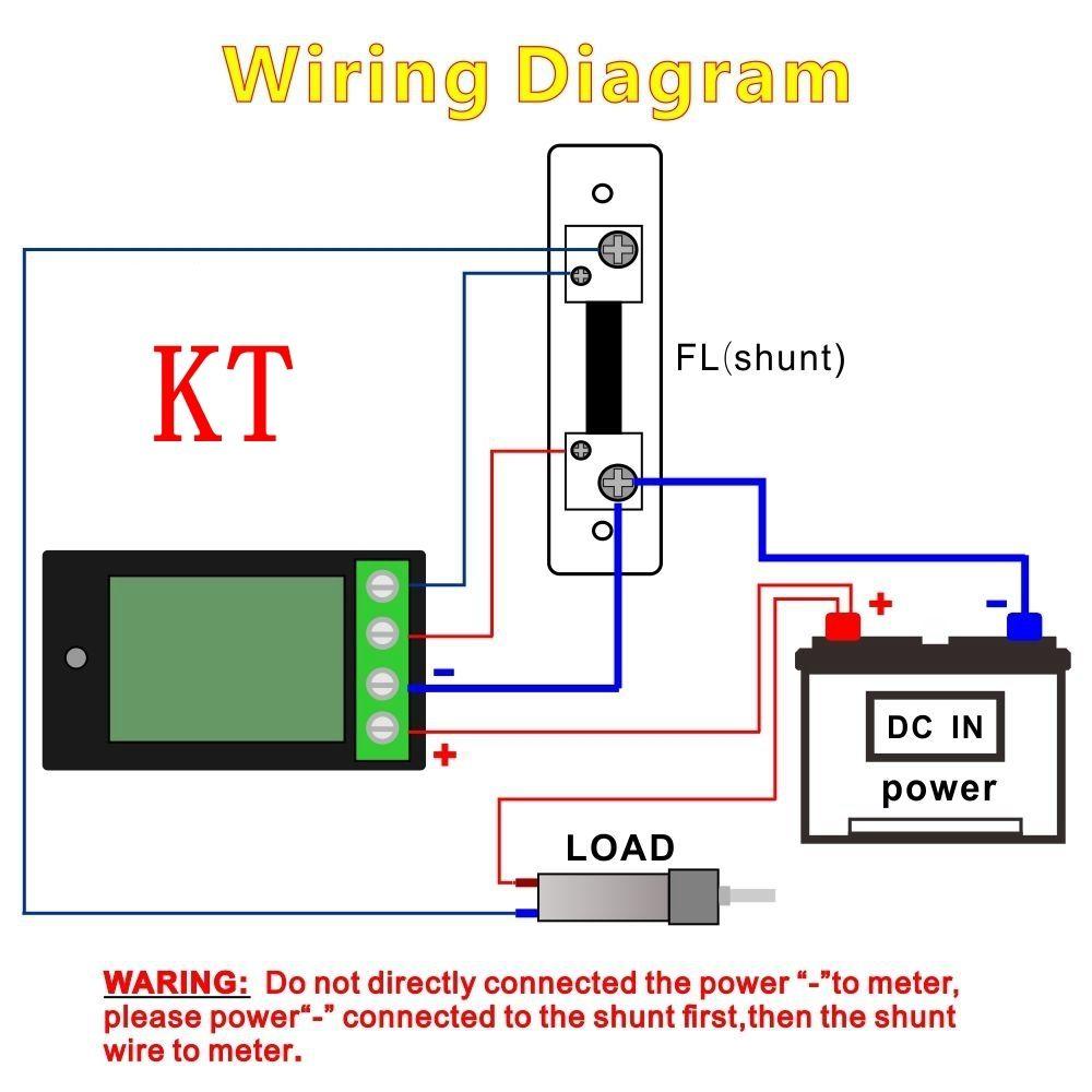 Watt Meter Wiring Diagram Schematic Diagrams Box Of Library Electric Socket Lcd Digital Combo Panel